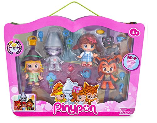 Pinypon - Set Mago de OZ (Famosa 700013231)