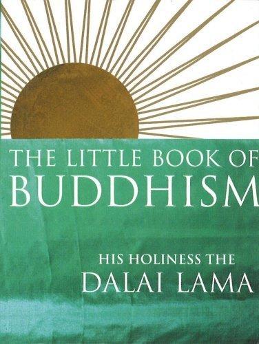 The Little Book Of Buddhism by Dalai Lama (2000-11-02)