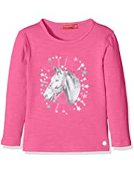 Salt & Pepper Horses Uni Print, Sweat-Shirt Fille