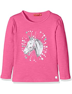 SALT AND PEPPER Mädchen Sweatshirt Sweat Horses Uni Print