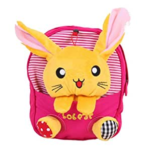 Generic New Backpack Rabbit Kids Children Bag For Boys Girls Baby Backpack zooSchoolbags Lunch Box Backpack