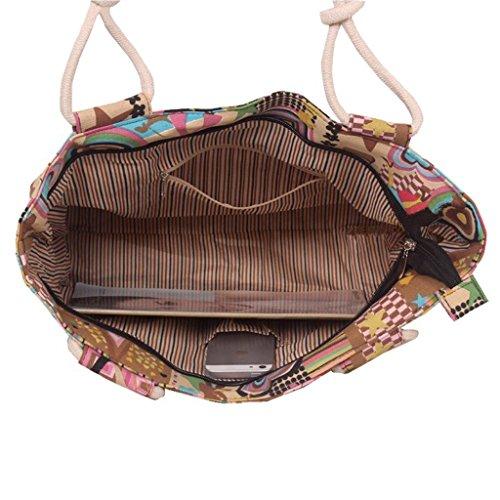 Samanthajane Clothing , Borsa da spiaggia  Donna 4