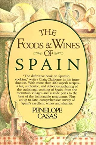 Food and Wine of Spain