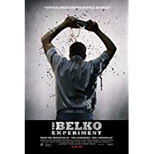 The Belko Experiment Poster Print (27.94 x 43.18 cm)