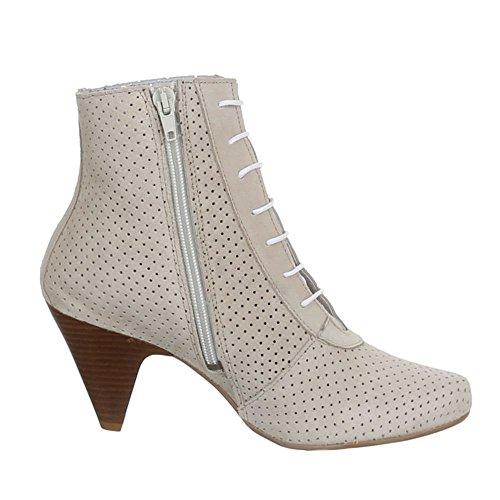 Ital-Design - Stivaletti Donna Beige (beige)