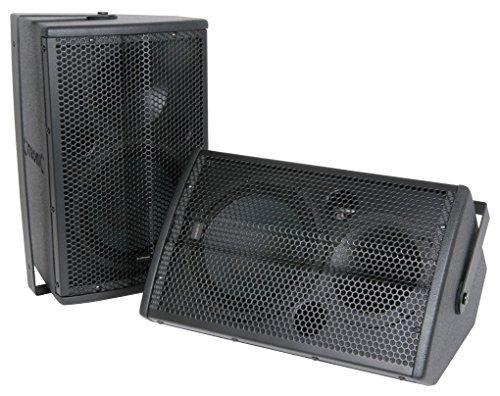 Full Range Russische Ply Lautsprecher, 2 Stück, je 80 W, 8 Ohm - 8 Ply Box