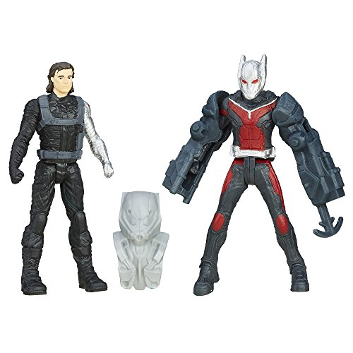 Marvel Captain America: Civil War Winter Soldier and Ant Man by Marvel