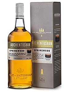 Auchentoshan Springwood Single Malt Scotch Whisky 1 Litre from Auchentoshan