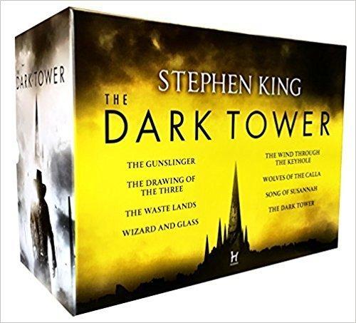 The Dark Tower Boxset - 7 Dark Tower Novels plus Wind Through the Keyhole -