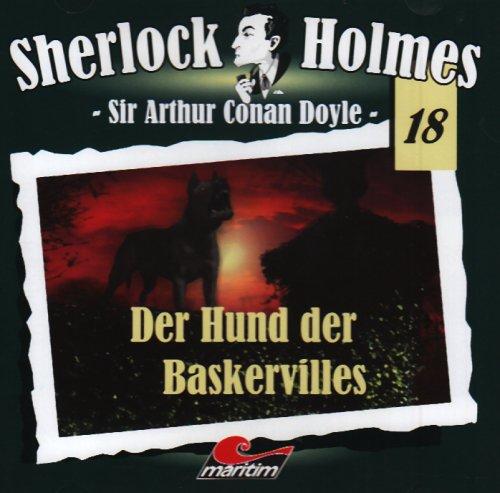 Sherlock Holmes 18 Der Hund Der Baskervilles -