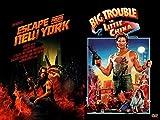 John Carpenter Kurt Russell 2-Movie Action Bundle - Big Trouble in Little China &...