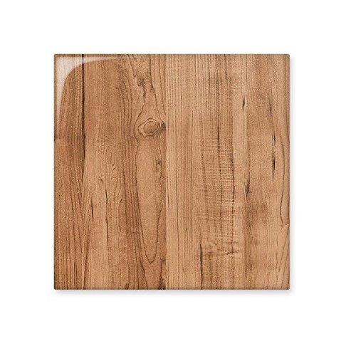 Mahagoni Holz Retro Unregelmäßige einjährig Ringe small-grained Illustration Muster Keramik Bisque Fliesen für Dekorieren Zimmer Küche Keramik Fliesen Wand Fliesen Large - Mahagoni-bad
