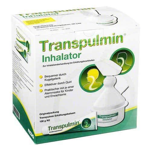 Transpulmin Erkältungsbal 100 g