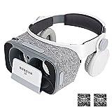 Lunettes 3D pour TV,BOBOVR Z5 VR Headset FOV120 IPD Focus réglable 720 ° Surrounded Stereo 3D Glasses pour 4,7 ~ 6,2 pouces Supprot Google Daydream&Cardboard APP avec Android&iPhone.