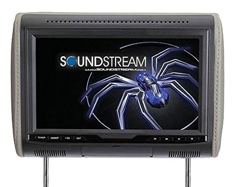 Soundstream Shdm-103universel vidéo haute résolution de 26,2cm appui-tête moniteur