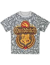 Harry Potter Camiseta Para Niño Quidditch