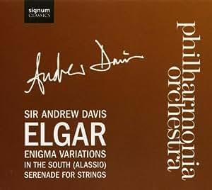 Elgar - Enigma Variations; In the South (Alassio); String Serenade