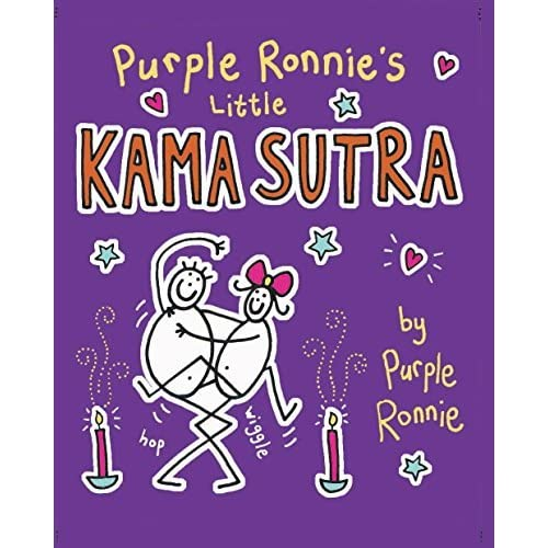 Purple Ronnie's Little Kama Sutra by Giles Andreae (2004-01-02)