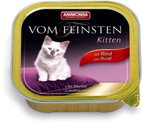 """Animonda Vom Feinsten Kitten """"mit Rind"""" - 1x 100g"""