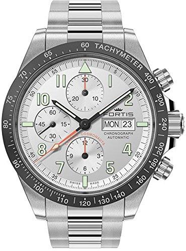 Fortis Classic Cosmonauts Chronograph Ceramic A.M. 401.26.12M