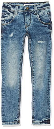Name it nkmpete dnmtrentin 2080 pant noos, jeans bambino, blu medium blue denim, 164