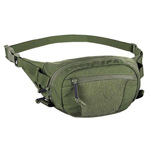 POSSUM Waist Pack Gürteltasche Hüfttasche - Cordura® Oliv Grün