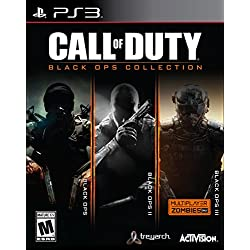 Call of Duty - Black Ops Collection PS3 (Pack 3 jeux pour PS3)