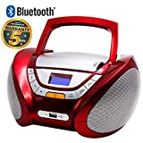 Best Boom Box Cds - Lauson - CP449 - Lecteur Radio CD Portable Review
