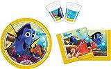 Set di accessori per feste Disney Finding Dory Alla ricerca di Dory Dorie