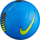 #6: Nike Pitch Training Soccer Ball Photo Blue Size 5