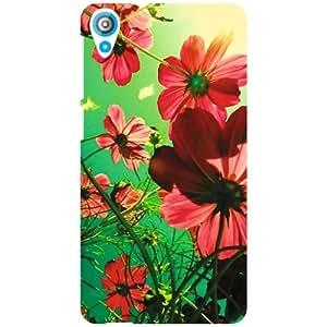 HTC Desire 820Q Back Cover - Smile Designer Cases