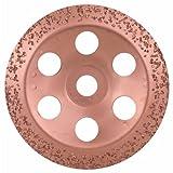 Bosch 2608600367 Mola a tazza in metallo duro 180 x 22,23 mm; grezza, obliqua Ø 180 mm 1 pezzo