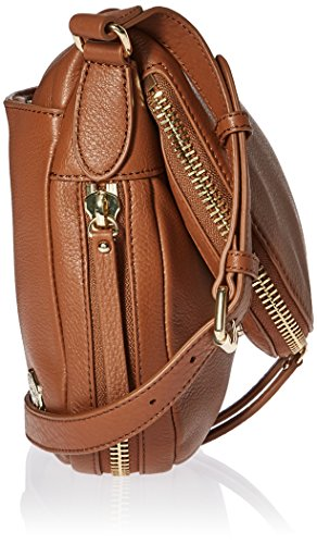 Vince Camuto, Borsa a tracolla donna marrone Brown Whiskey