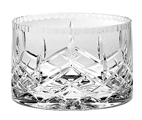 Barski Kristallschale - Wein-Untersetzer 15,2 cm D - von Barski - europäische Qualität - geschliffener Kristall - 15,2 cm Durchmesser - gerade Seite - Schale - Wein Untersetzer - hergestellt in Europa (Kristall Wein-untersetzer)