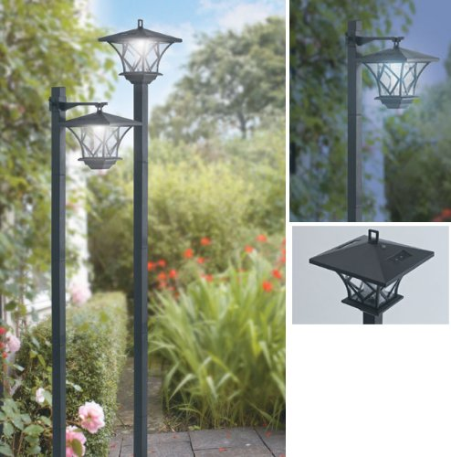 solar led large pathway lights from costco solar path lights. Black Bedroom Furniture Sets. Home Design Ideas