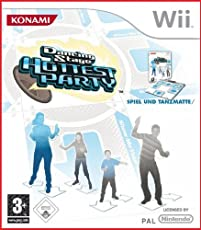 Dancing Stage Hottest Party - Nintendo Wii & Tanzmatte