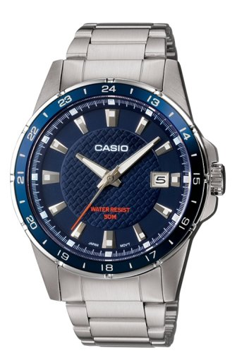 Casio Collection Mens Watch MTP-1290D-2AVEF