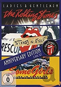 Ladies & Gentlemen / Stones In Exile / Some Girls: Live In Texas - Anniversary Edition [DVD] [2012] [NTSC]