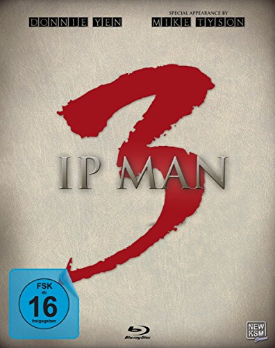 IP Man 3 (Steelbook Limited Edition) inkl. Booklet und 2x Postkarten [Blu-ray]