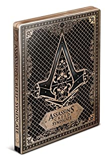 Assassin's Creed Syndicate - Special Edition inkl. Steelbook (exkl. bei Amazon.de) - [Xbox One] (B011CDECYI) | Amazon price tracker / tracking, Amazon price history charts, Amazon price watches, Amazon price drop alerts