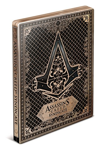 Assassin's Creed Syndicate - Special Edition inkl. Steelbook (exkl. bei Amazon.de) - [PlayStation 4] (Spiel Assassins Creed Unity Ps4)