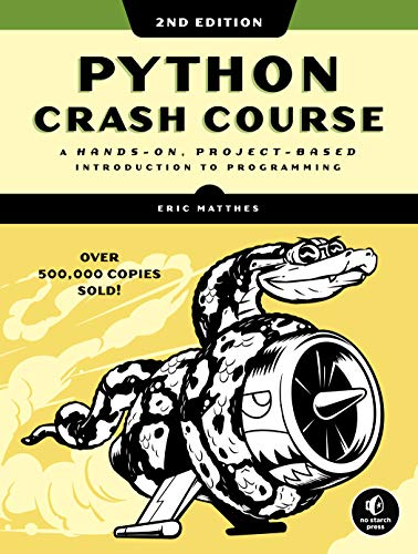Python Crash Course, 2nd Edition: A Hands-On, Project-Based Introduction to Programming - General Clean Tool