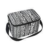 DOSHINE Birken-Lunch-Box/Kühltasche/Lunch-Tasche, wiederverwendbar, für Damen, Herren, Kinder, Jungen, Mädchen
