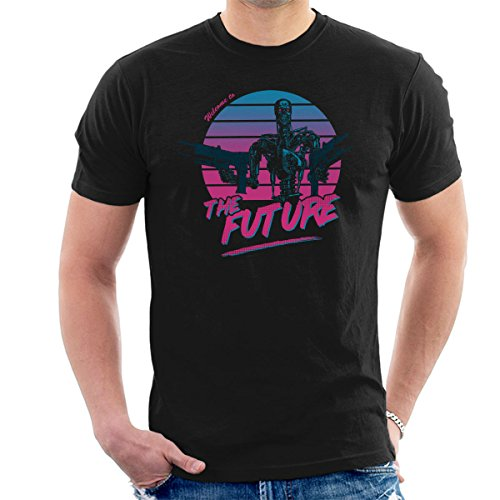 The Terminator Welcome To The Future Men's T-Shirt