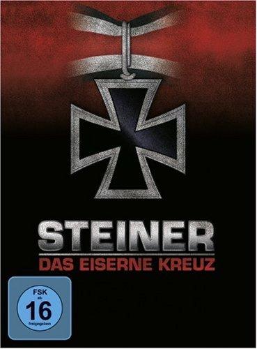 Steiner - Das Eiserne Kreuz 1+2 (Digipak) [2 DVDs]