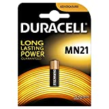 Duracell Specialty Type MN21 Alkaline Camera Battery, pack of 1
