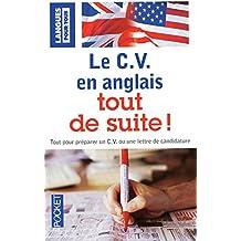 Le C.V. en anglais tout de suite !