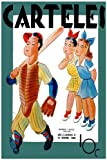 11x 14 Poster. Carteles Magazine Baseball player fans poster. Cubano. Decor with Unusual images. Great Cuban Room art Decoration. by Cuban graphics