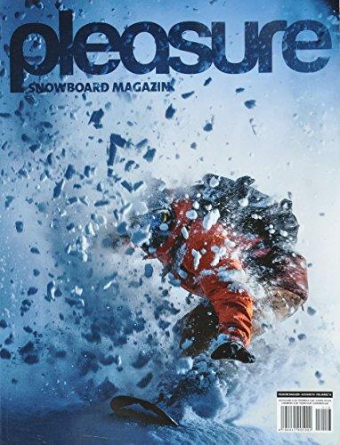 Pleasure Snowboard Magazin Nr. 113, Februar - März 2014