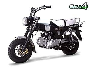 mini moto dax 125 noir skyteam auto et moto. Black Bedroom Furniture Sets. Home Design Ideas